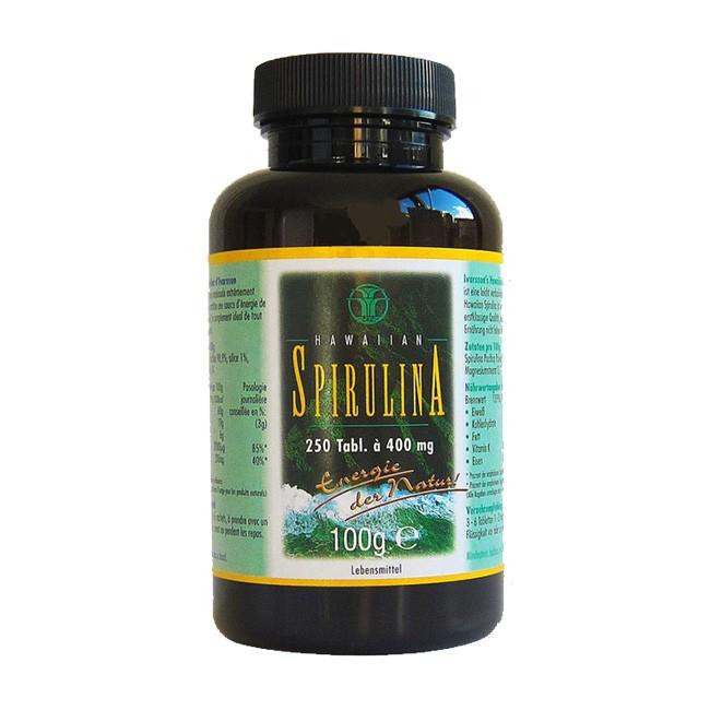 Pacifica Hawaiian Spirulina Tabletten von Pural (250Stk.)