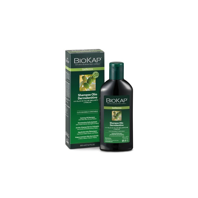 BioKap: Beruhigendes Shampoo (200ml)