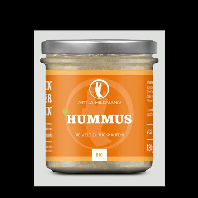 Attila Hildmann Hummus vegan 130g