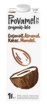 Bio Kokos Mandeldrink von Provamel