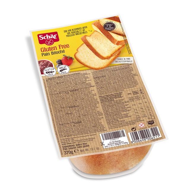 Paine Brioche - Süßes Brot von Dr. Schär (370g)