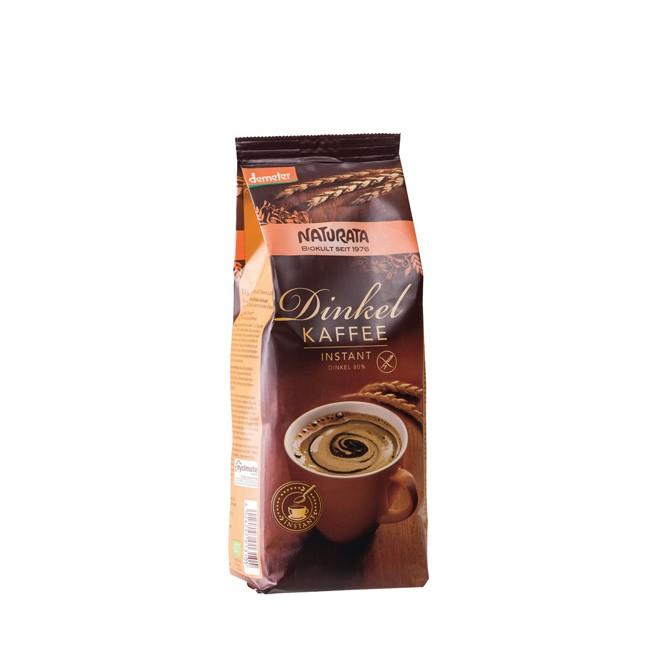 Naturata instant Dinkelkaffee im Nachfüllbeutel Demeter, 175g