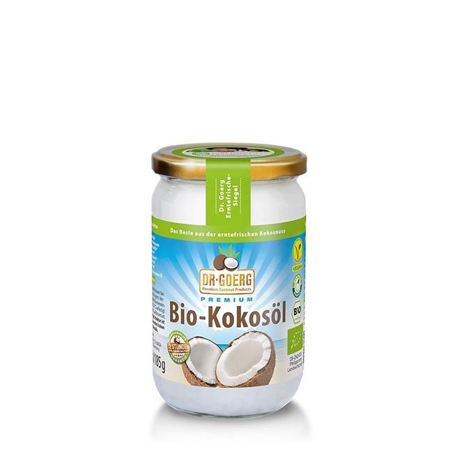 Bio Kokosoel (200g) von Dr. Goerg in Premium Qualität