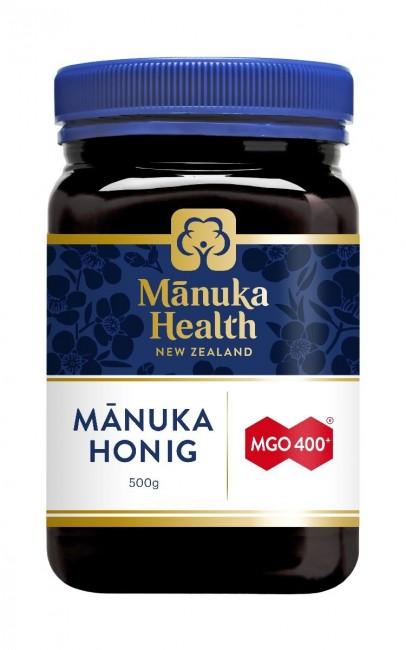 Manuka Health : Manuka Honig MGO™ 400+ (500g)