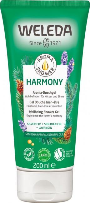 Weleda : Aroma Shower Harmony (200ml)**