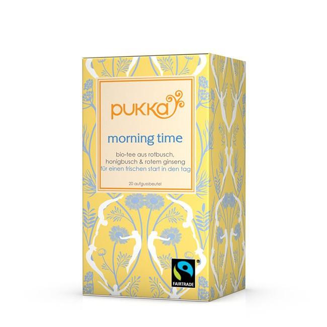Morning Tea - Biotee von Pukka