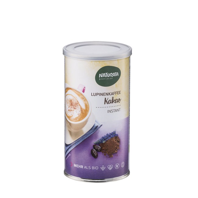 aturata Lupinenkaffee Kakao instant bio 175g