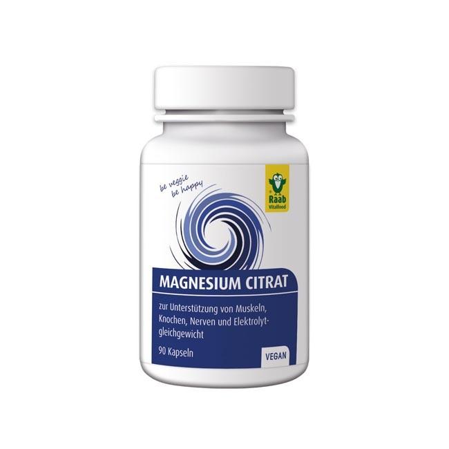 Raab Magnesiumcitrat 90 Stk