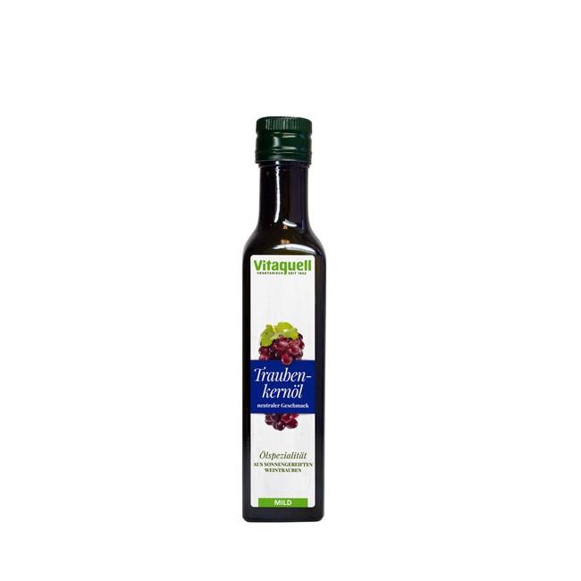 Traubenkernöl von Vitaquell 250ml