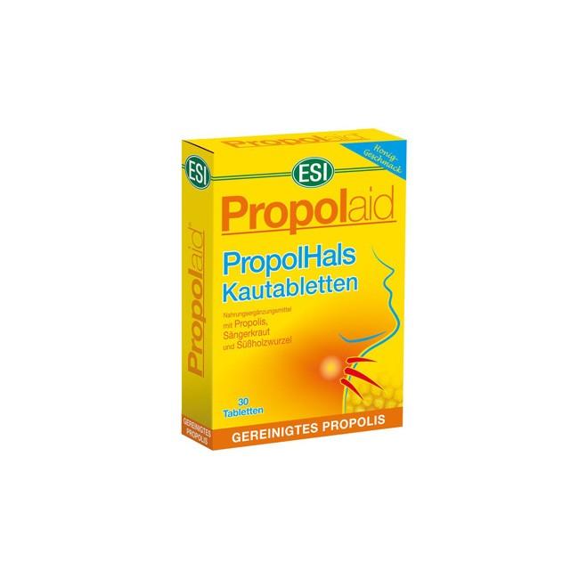ESI Propolaid: PropolHals 30 Kautabletten
