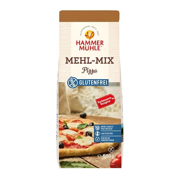 Hammermühle : Glutenfreier Mehl-Mix Pizza (500g)